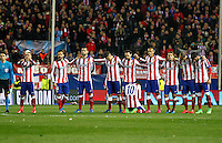 Players Atletico Madrid