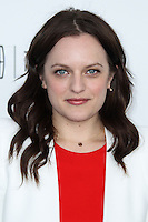 SANTA MONICA, CA, USA - MARCH 01: Elisabeth Moss at the 2014 Film Independent Spirit Awards held at Santa Monica Beach on March 1, 2014 in Santa Monica, California, United States. (Photo by Xavier Collin/Celebrity Monitor)