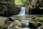 Granite Creek Waterfalls along Granite Creek Trail #136 south of Libby, Montana