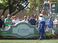 Matt Kucher (USA) during round 1 of the Valspar Championship, at the  Innisbrook Resort, Palm Harbor,  Florida, USA. 10/03/2016.<br /> Picture: Golffile | Mark Davison<br /> <br /> <br /> All photo usage must carry mandatory copyright credit (&copy; Golffile | Mark Davison)