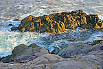 Seascapes off the shores of Nova Scotia and Prince Edward Island, Canada.