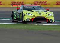 Marco Sørensen (DNK), Nicki Thiim (DNK) ASTON MARTIN RACING during the WEC 4HRS of SILVERSTONE at Silverstone Circuit, Towcester, England on 30 August 2019. Photo by Vince  Mignott.