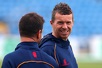 Peter Siddle of Essex looks on ahead of Yorkshire CCC vs Essex CCC, Specsavers County Championship Division 1 Cricket at Emerald Headingley Cricket Ground on 15th April 2018