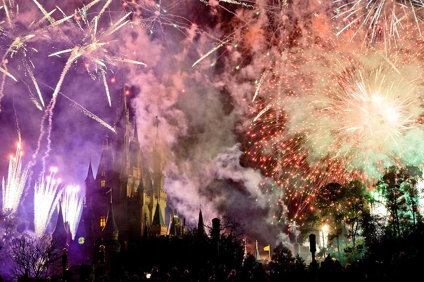 Walt Disney World Resort's Magic Kingdom.