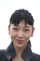 Sakura Ando attends the photocall for 'Shoplifters (Manbiki Kazoku)' during the 71st annual Cannes Film Festival at Palais des Festivals on May 14, 2018 in Cannes, France.<br /> CAP/GOL<br /> &copy;GOL/Capital Pictures