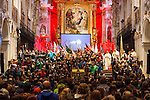 20151115 Jugendkorbinianswallfahrt mit Erzbischof Kardinal Reinhard Marx