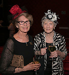 Gail McAllister and Melva Beedle during the Kentucky Derby Party at The Peppermill on Saturday, May 6, 2017 in Reno, Nevada.