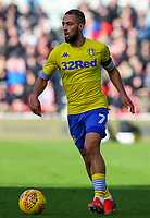 Leeds United's Kemar Roofe<br /> <br /> Photographer Alex Dodd/CameraSport<br /> <br /> The EFL Sky Bet Championship - Middlesbrough v Leeds United - Saturday 9th February 2019 - Riverside Stadium - Middlesbrough<br /> <br /> World Copyright © 2019 CameraSport. All rights reserved. 43 Linden Ave. Countesthorpe. Leicester. England. LE8 5PG - Tel: +44 (0) 116 277 4147 - admin@camerasport.com - www.camerasport.com