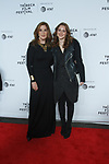 "Paula Weinstein and daughter arrives at the Clive Davis: ""The Soundtrack Of Our Lives"" world premiere for the Opening Night of the 2017 TriBeCa Film Festival on April 19, 2017 at Radio City Music Hall."