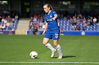 Erin Cuthbert of Chelsea Ladies during Chelsea Women vs Manchester City Women, FA Women's Super League FA WSL1 Football at Kingsmeadow on 9th September 2018