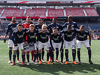 New England Revolution vs Colorado Rapids, March 10, 2018