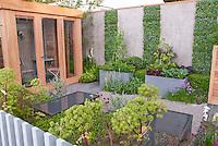 Modern Vegetable Garden