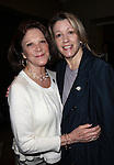 Linda Lavin & Linda Emond.Behind the Scenes at the 2012 Tony Award-Meet The Nominees Press Reception at Millennium Broadway Hotel on May 2, 2012 in New York City. © Walter McBride/WM Photography .
