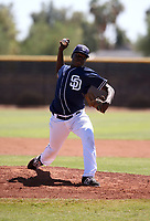 Moises Lugo - 2017 AIL Padres (Bill Mitchell)