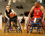 2018 National Intercollegiate Wheelchair Basketball Tourn. Texas Arl. vs Wisc. Whitewater
