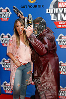 LOS ANGELES - JUL 8:  Haylie Duff, Star-Lord at the Marvel Universe Live Red Carpet at the Staples Center on July 8, 2017 in Los Angeles, CA