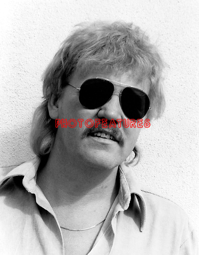 Tangerine Dream 1980 Edgar Froese.© Chris Walter.