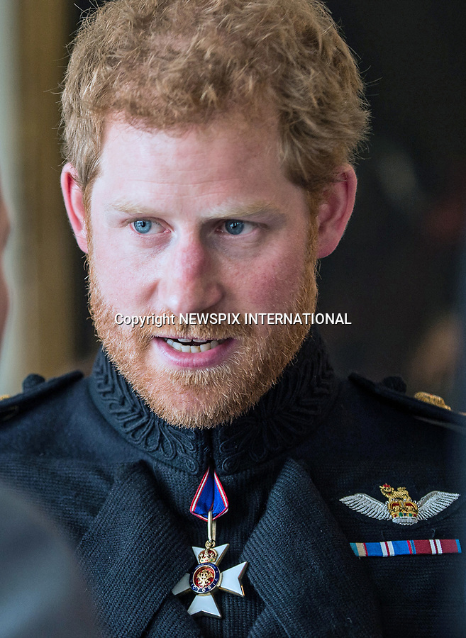 15.06.2017, London; UK: PRINCE HRRY<br />