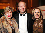 From left: Cheryl and John Woltemate with Gail Kitowski at the Opportunity Ball benefitting Houston Community Collefe at the InterContinental Houston Friday Jan.  08,2010.(Dave Rossman/For the Chronicle)