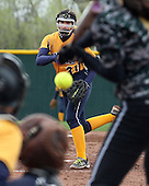 Clarkston at Lake Orion, Varsity Softball, 5/15/14