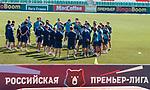 29.08.2018 Ufa training at Neftyanik Stadium