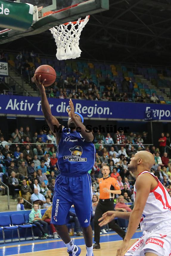 Dawan Robinson (Skyliners) - Fraport Skyliners vs. s.Oliver Baskets Würzburg, Fraport Arena Frankfurt