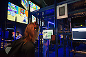 """London, UK. 02.07.2014. """"Digital Revolution: An Immersive Exhibition of Art, Design, Film, Music and Videogames"""" opens at the Barbican Centre, in the Curve Gallery. DIGITAL REVOLUTION explores and celebrates the transformation of the arts through digital technology since the 1970s.  Photograph © Jane Hobson."""