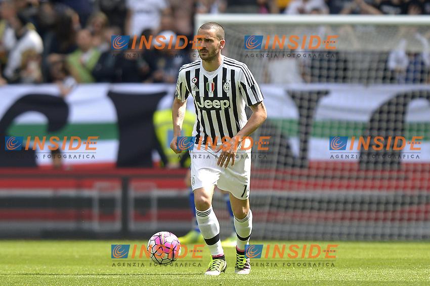 Leonardo Bonucci Juventus,<br /> Torino 17-04-2016, Juventus Stadium, Football Calcio 2015/2016 Serie A, Juventus - Palermo, Foto Filippo Alfero/Insidefoto
