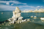 California: Tufa at Mono Lake, environmental controversy, Photo: camamm104.Photo copyright Lee Foster, 510/549-2202, lee@fostertravel.com, www.fostertravel.com