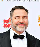 David Walliams<br /> at Virgin Media British Academy Television Awards 2019 annual awards ceremony to celebrate the best of British TV, at Royal Festival Hall, London, England on May 12, 2019.<br /> CAP/JOR<br /> ©JOR/Capital Pictures