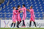 Forward Pedro Junior (C) celebrating his goal with his teammates during the AFC Champions League 2017 Group E match between Ulsan Hyundai FC (KOR) vs Kashima Antlers (JPN) at the Ulsan Munsu Football Stadium on 26 April 2017, in Ulsan, South Korea. Photo by Yu Chun Christopher Wong / Power Sport Images