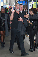 NEW YOK, NY - NOVEMBER 9: Mel Gibson seen after an appearance on Good Morning America promoting his new movie Daddy's Home 2 in New York City on November 9, 2017.  <br /> CAP/MPI/RW<br /> &copy;RW/MPI/Capital Pictures