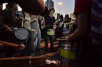 SAO PAULO, SP, 07 de junho 2013- Consentracao de manifestante contra o aumento da Tarifa no Largo da Batata Pinheiros FOTO:ADRIANO LIMA / BRAZIL PHOTO PRESS).