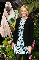 Jenni Falconer<br /> arives for the &quot;Rio 2&quot; Screening at the Vue cinema Leicester Square, London. 30/03/2014 Picture by: Steve Vas / Featureflash