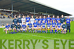 Kerry v Donegal at Fitzgerald Stadium on Sunday.