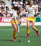 AMSTELVEEN - Hockey - Hoofdklasse competitie dames. AMSTERDAM-DEN BOSCH (3-1). Pien Sanders (Den Bosch)       COPYRIGHT KOEN SUYK