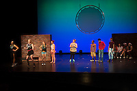 Bring It On musical performance presented by COCA in Edison Theater at Washington University in St. Louis, Missouri on June 25, 2015.