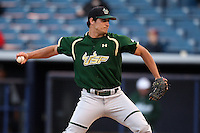 March 2, 2010:  Pitcher Doug Wagner of the South Florida Bulls during a game at Legends Field in Tampa, FL.  Photo By Mike Janes/Four Seam Images