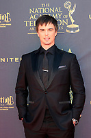 PASADENA - APR 30: Darin Brooks at the 44th Daytime Emmy Awards at the Pasadena Civic Center on April 30, 2017 in Pasadena, California