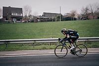 #1 Greg Van Avermaet (BEL/BMC)<br /> <br /> 61th E3 Harelbeke (1.UWT)<br /> Harelbeke - Harelbeke (206km)