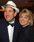 Matt Drudge and Rita Cosby attend one of the preliminary parties at the 2002 White House Correspondent's Dinner at the Washington Hilton Hotel in Washington, DC on May 4, 2002.<br /> Credit: Ron Sachs / CNP