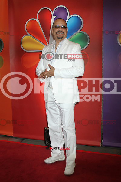 Ice T at NBC's Upfront Presentation at Radio City Music Hall on May 14, 2012 in New York City. © RW/MediaPunch Inc.