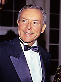 United States Senator Orrin G. Hatch (Republican of Utah) arrives for the State Dinner hosted by United States President George H.W. Bush and first lady Barbara Bush honoring President Václav Havel of Czechoslovakia at the White House in Washington, DC on October 22, 1991.<br /> Credit: Ron Sachs / CNP