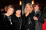 LOS ANGELES - DEC 4: Kate Johnson, Lorna Luft, Loni Anderson, Stefanie Powers at a party hosted by The Actors Fund after a performance of 'White Christmas' at the Pantages Theater on December 4, 2016 in Los Angeles, California