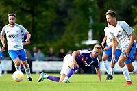 NORG - Voetbal, FC Groningen - SV Meppen, voorbereiding seizoen 2018-2019, 13-07-2018, FC Groningen speler Tom van Weert