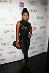 "Recording Artist Melanie Fiona Attends Wendy Williams celebrates the launch of her new book ""Ask Wendy"" by HarperCollins and  her new Broadway role as Matron ""Mama"" Morton in Chicago - Held at Pink Elephant, NY"