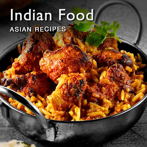 Food pictures & images of prepared Indian & asian recipe dishes and ingredients
