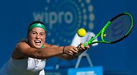 JELENA OSTAPENKO (LAT)<br /> <br /> TENNIS - AEGON INTERNATIONAL - DEVONSHIRE PARK, EASTBOURNE - ATP - 500 - WTA PREMIER, GB - 2017  <br /> <br /> <br /> &copy; TENNIS PHOTO NETWORK