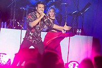 Carlos Rivera live during VivaDial concert  at Wizink Center in Madrid, Spain September 09, 2017. (ALTERPHOTOS/Borja B.Hojas) /NortePhoto.com