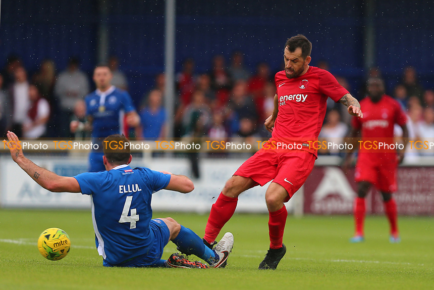Craig Clay of Leyton Orient during Billericay Town vs Leyton Orient, Friendly Match Football at the AGP Arena on 29th July 2017